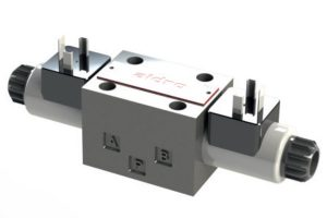 Электрогидрораспределители плиточного монтажа (Cetop)