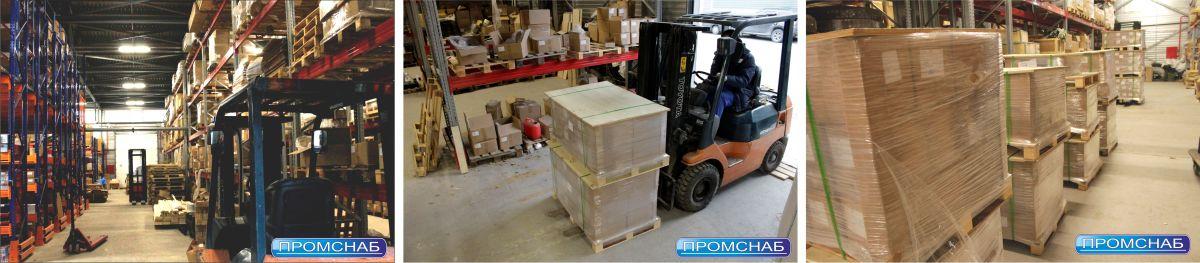 Компания промснаб - ведущий поставщик гидравлики и комплектующих