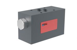 Двухлинейный компенсатор давления плиточного монтажа TV2-062/M Argo-Hytos - промснаб спб