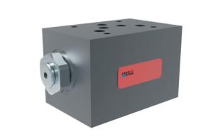 Двухлинейный компенсатор давления плиточного монтажа TV2-102/M Argo-Hytos - промснаб спб