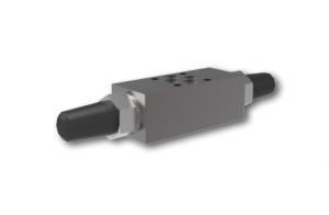 Дроссель с обратным клапаном плиточного монтажа VSO1-04/M Argo-Hytos - промснаб спб