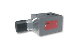 Дроссель с обратным клапаном плиточного монтажа VSO3-10/M Argo-Hytos - промснаб спб