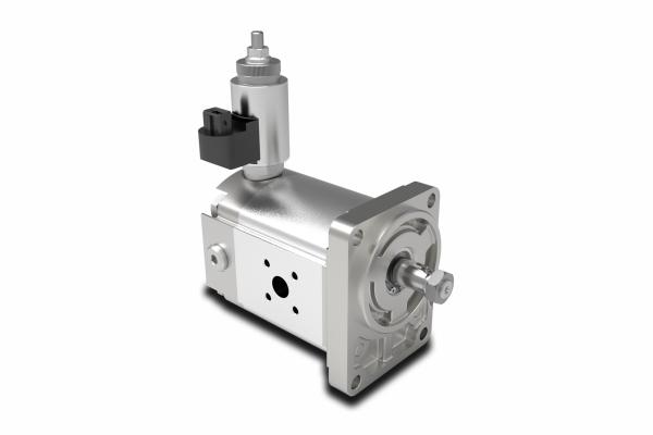 Электрогидравлический привод вентилятора для моторов 2SM Galtech - промснаб спб